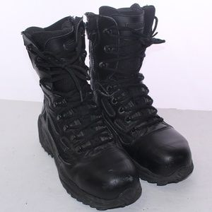 Reebok Leather Insulated Tactical Combat Boots